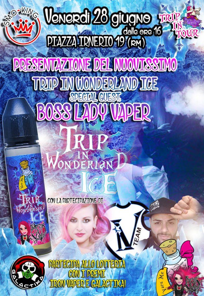 Trip In Wonderland Ice