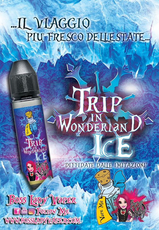Trip In Wonderland Ice