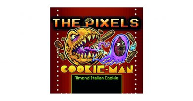 The Pixels Cookie Man