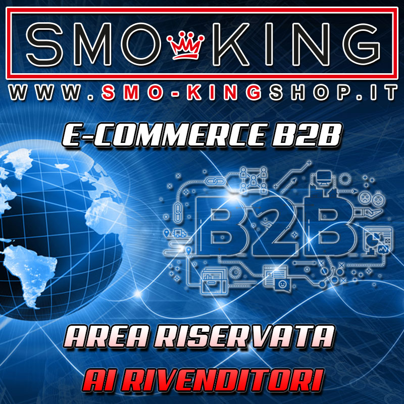 e-commerce b2b e-commerce E-commerce Smo-King New area rivenditori