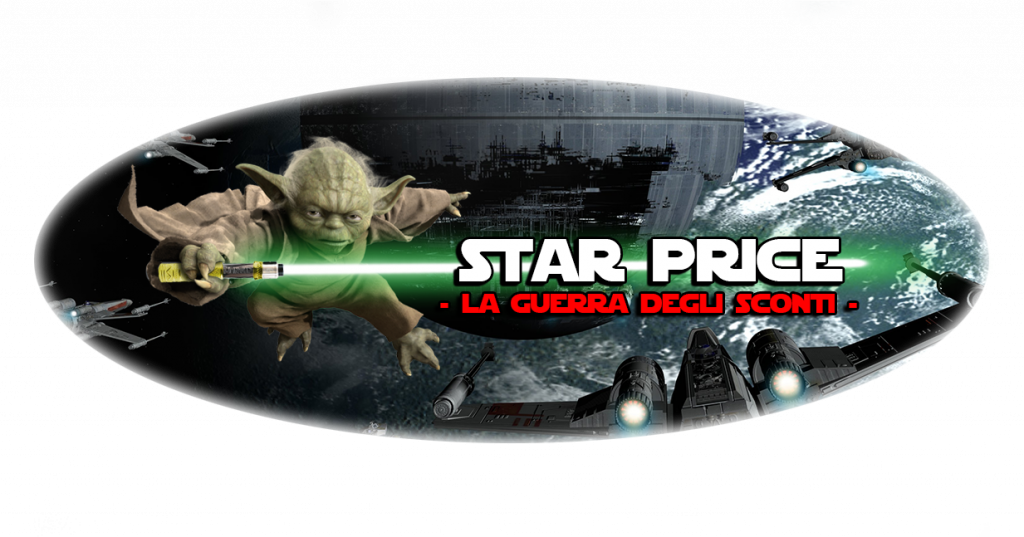 Star Wars Price star wars Star Wars la guerra degli sconti da smo-kingshop starwars finito 1024x537