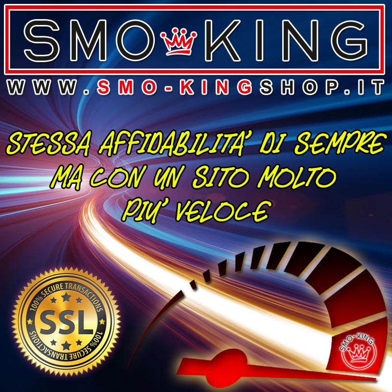 e-commerce affidabile e-commerce E-commerce Smo-King New velocita